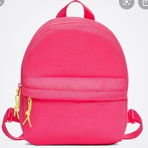 Converse Mesh AS IF Backpack Pink W AUTHENTIC
